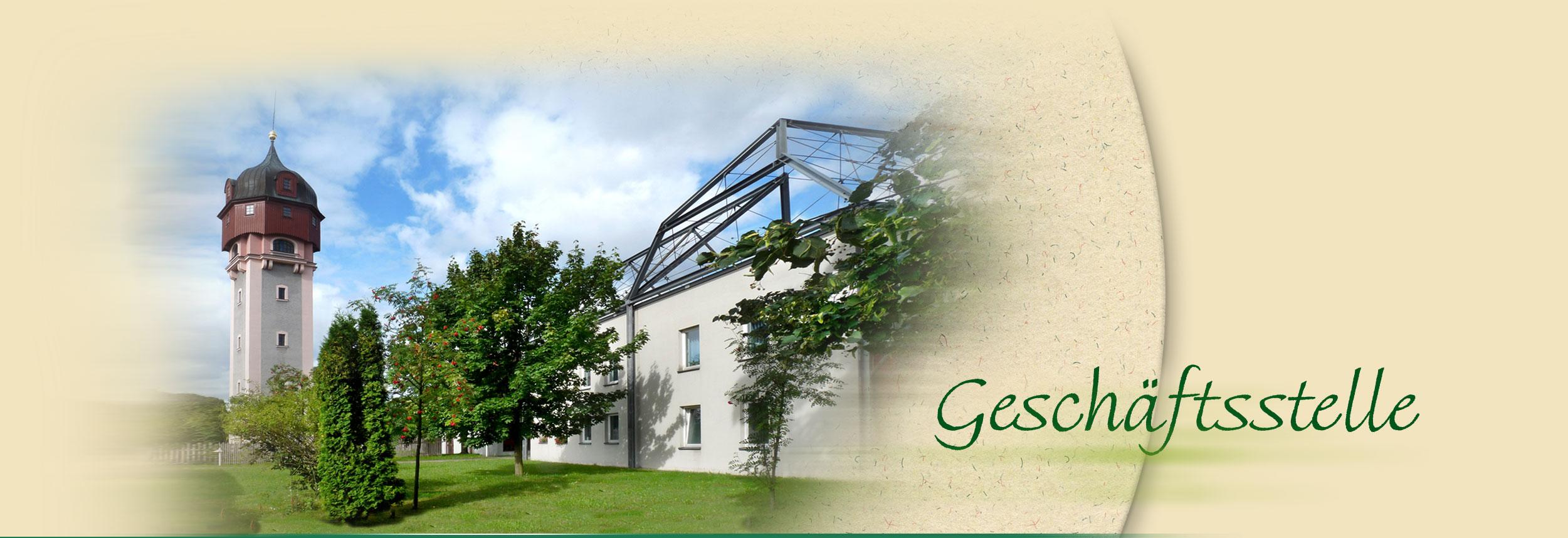 Geschäftsstelle Seniorenheime Freiberg gGmbH