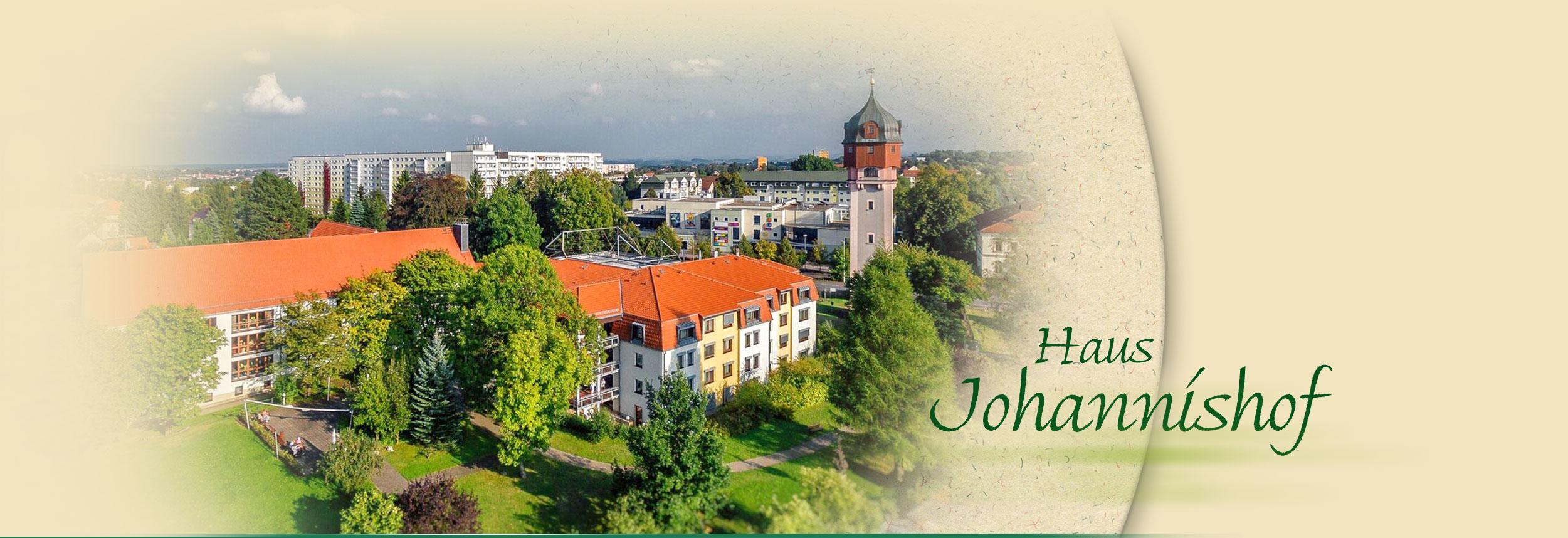 Haus Johannishof - Seniorenheime Freiberg gGmbH