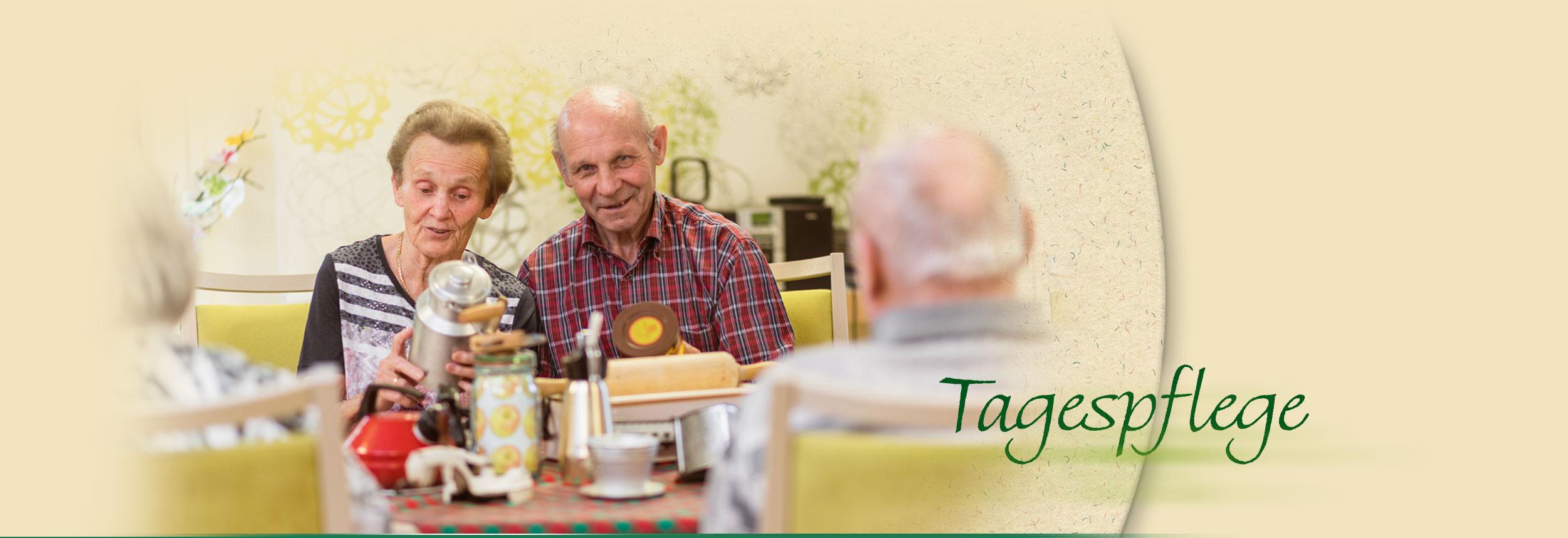 Header Tagespflege Seniorenheime Freiberg gGmbH