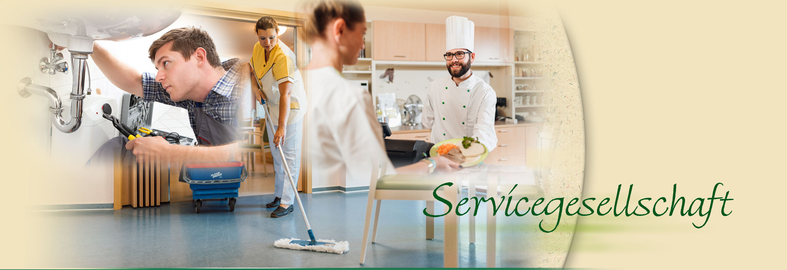 Servicegesellschaft der Seniorenheim Freiberg gGmbH