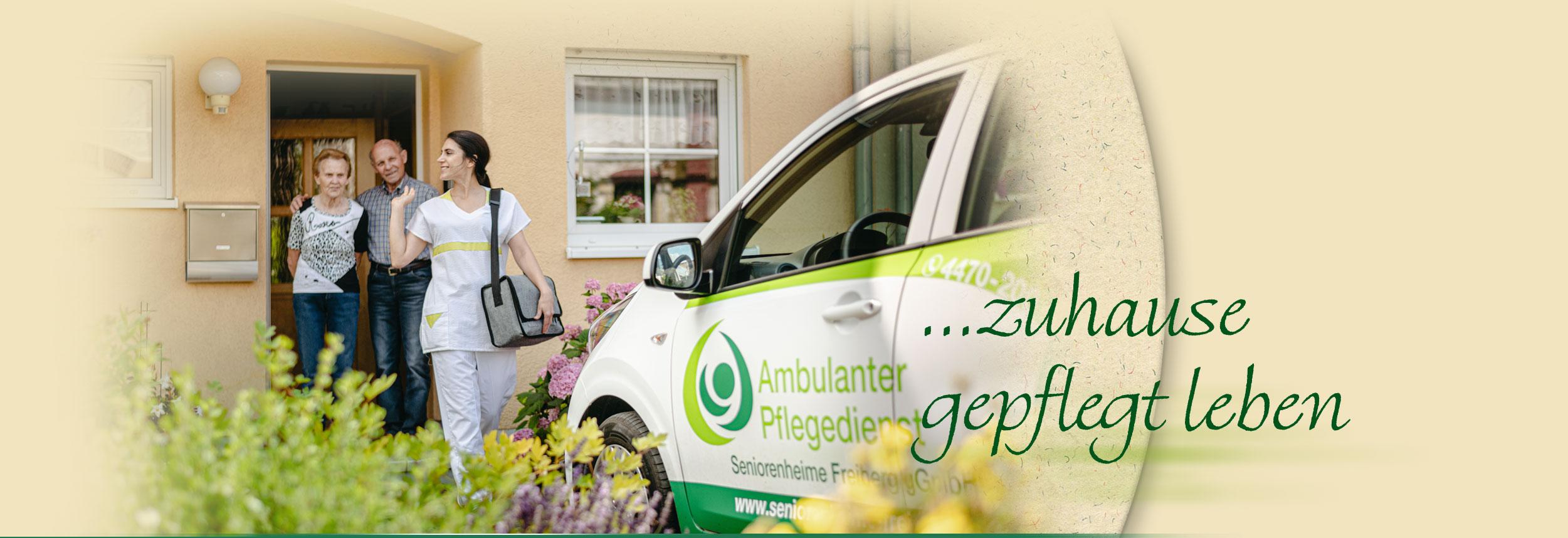 Ambulanter Pflegedienst - Seniorenheime Freiberg gGmbH